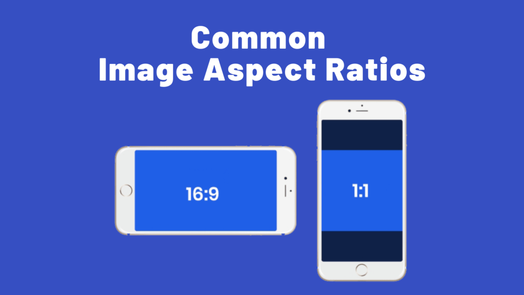 Image aspect ratios on iphone and instagram