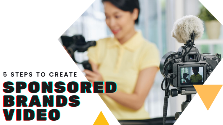 how to create sponsored brands video